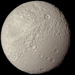 Tethys (satelles): imago