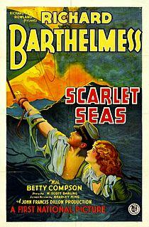 <i>Scarlet Seas</i> 1928 film by John Francis Dillon