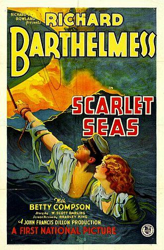 Scarlet Seas - Film poster