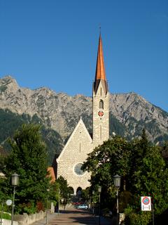 Municipality in Oberland, Liechtenstein