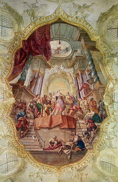 File:Schloss Beuggen Schlosskirche (Deckengemälde) 1.jpg