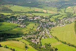 Grafschaft (Schmallenberg) - Image: Schmallenberg Grafschaft Sauerland Ost 091