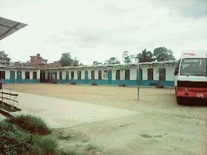 Anant English School - School Building