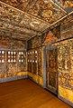Schwäbisch Hall - Hällisch-Fränkisches Museum - Vertäfelung der Unterlimpurger Synagoge - rechts.jpg