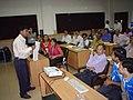 Science Career Ladder Workshop - Indo-US Exchange Programme - Science City - Kolkata 2008-09-17 01406.JPG