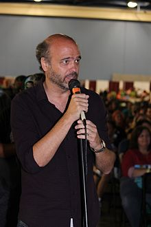 L'actor estatounitense Scott Adsit, en una imachen de 2014