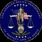 Sigelo de la Los-Anĝeleso Police Department.png