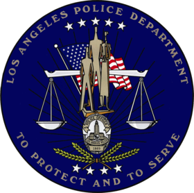 Image illustrative de l'article Los Angeles Police Department