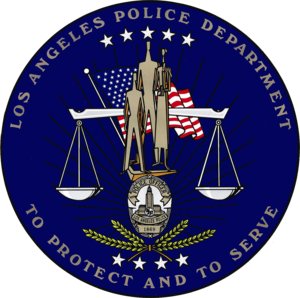 Chief of the Los Angeles Police Department - Image: Seal of the Los Angeles Police Department