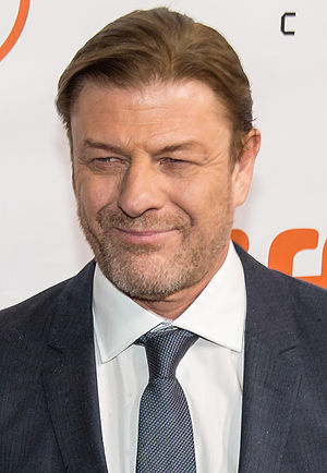 Ned Stark - Sean Bean plays the role of Ned Stark in the television series.