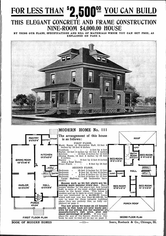 File wikimedia commons for Old fashioned home plans