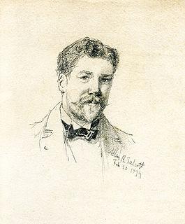 Allen Butler Talcott American painter