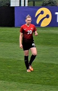 Selin Dişli Turkish/German association football player