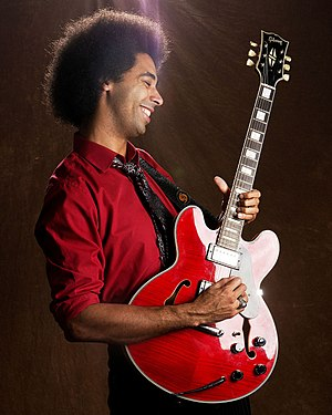 Selwyn Birchwood - Selwyn Birchwood Photo by Paul Natkin