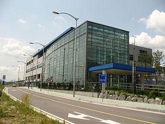 Gaehwa station - Station exterior