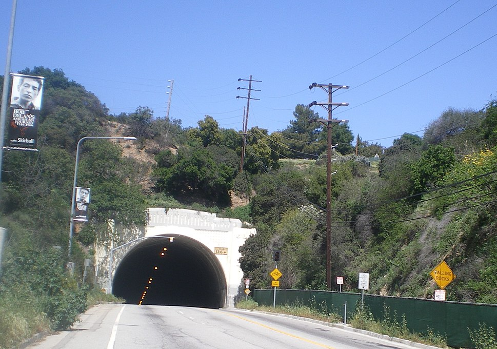 Sepulveda Boulevard Tunnel, Los Angeles