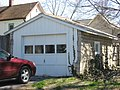 Seventh Street West 719 garage, Bloomington West Side HD.jpg