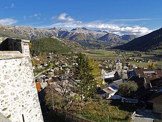 Seyne Commune in Provence-Alpes-Côte dAzur, France
