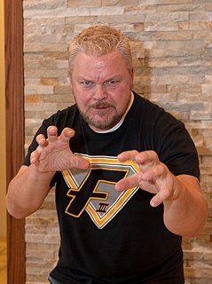 Shane Douglas American professional wrestler and promoter