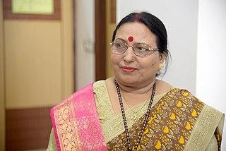 Sharda Sinha Indian singer