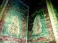 Sheikhupura Fort white haveli inside paintings.jpg