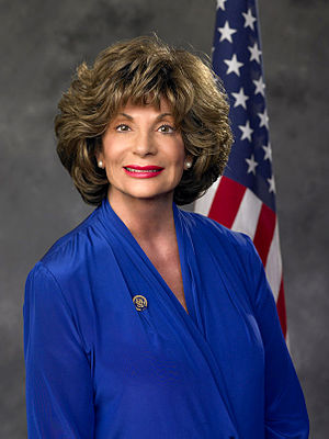 Official portrait of Congresswoman (D-NV).