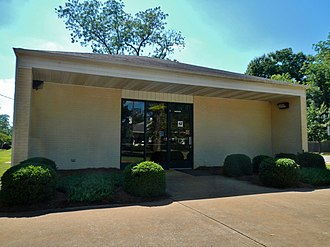 Shellman, Georgia - Image: Shellman, GA Post Office (39886)