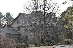 Morse–Barber House - Image: Sherborn MA Morse Barber House
