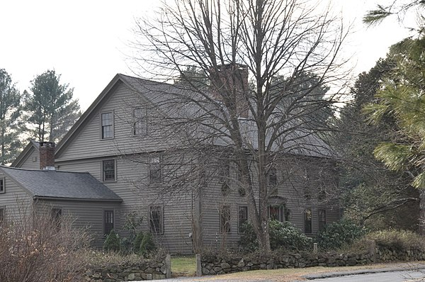 Barber House : morse barber house the morse barber house is a historic house at 46 ...