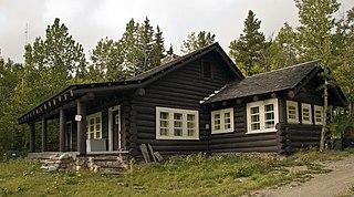 Sherburne Ranger Station Historic District United States historic place