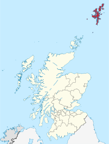 Shetland Islands in Scotland.svg