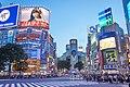 Shibuya Crossing, May 2017 1.jpg
