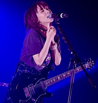 Shiena Nishizawa - Nishizawa at Otakuthon 2018