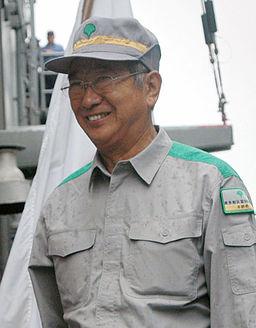Shintaro Ishihara, 2006-Sep-1 Rev