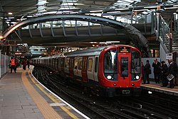 Shiny and new, 'S' Stock at Farringdon. - panoramio.jpg
