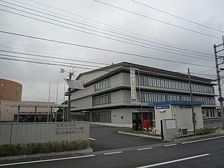 Shirosato, Ibaraki Town in Kantō, Japan