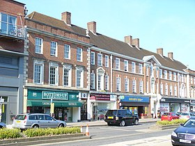Shopping Parade, Walton-on-Thames - geograph.org.uk - 799924.jpg