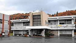 Showa village hall.JPG