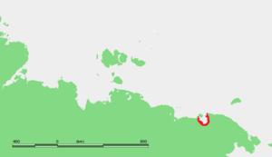 Chaunskaya Bay - Image: Siberia CAU
