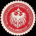 Siegelmarke Delegierter des Kaiserlichen Kommissars und Militär - Inspekteurs der Freiwilligen Krankenpflege W0224125.jpg