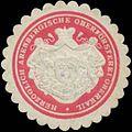 Siegelmarke Herzoglich Arenbergische Oberförsterei Oberkail W0334224.jpg