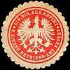 Siegelmarke Königliche Eisenbahn Betriebs - Amt - Eisenbahn Direktionsbezirk Erfurt W0219105.jpg