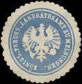 Siegelmarke K.Pr. Landrathsamt zu Melsungen W0387639.jpg