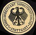 Siegelmarke Landesarbeitsamt Südwestdeutschland - Stuttgart W0227876.jpg