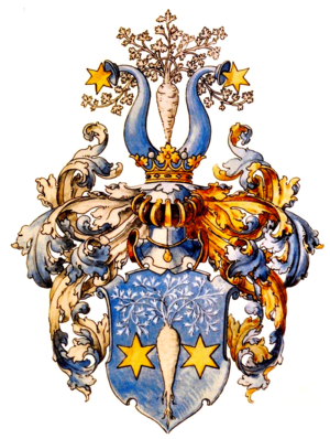 Siemens family - Coat of Arms of the Siemens Family