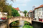 File:Sierck-les-Bains, bridge across the brook Montenach.jpg