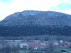 View of Cascajares de la Sierra, 2008