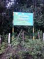 Sign board at Kundadri hill.jpg