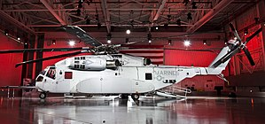 Sikorsky CH-53K King Stallion rollout on 5 May 2014.jpg