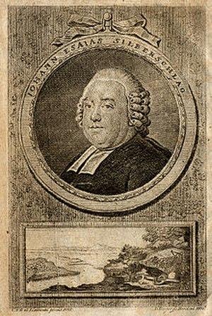 Johann Silberschlag - Johann Esaias Silberschlag.